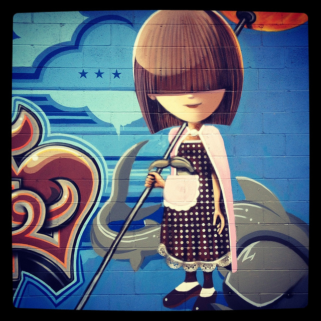 Big Bangs Street Art